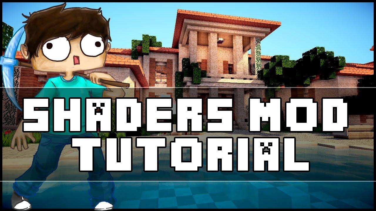 Minecraft 9.9.9 Shaders Mod Installation Tutorial