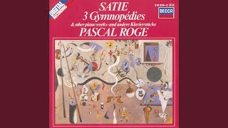 Satie: Gnossiennes - No. 4