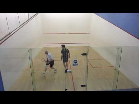 Brighton Squash Club 2017 Men's O45 Final
