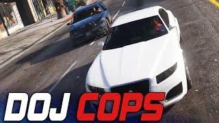 Dept. of Justice Cops #22 - Road Rage! (Criminal)