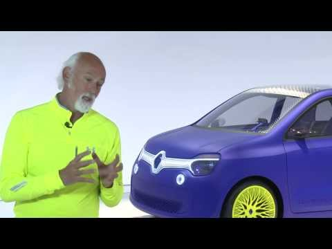 ross lovegrove interview on the twin'z concept car for renault