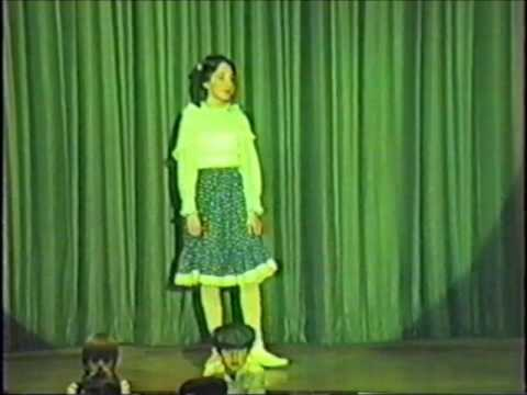 Freedom Bound - 1986 musical with IEF students at the Green Brook High School auditorium - Part 5