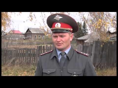 Первомайский участковый вышел в финал конкурса Народный участковый