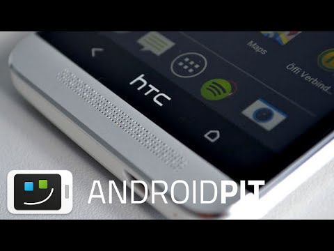 HTC One M7 Hands-On en español