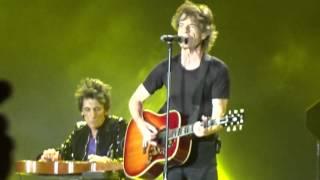 The Rolling Stones - She's a Rainbow en vivo en Chile (3 de febrero de 2016)