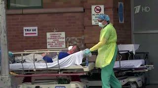 В США побит новый антирекорд по числу погибших от коронавируса за сутки