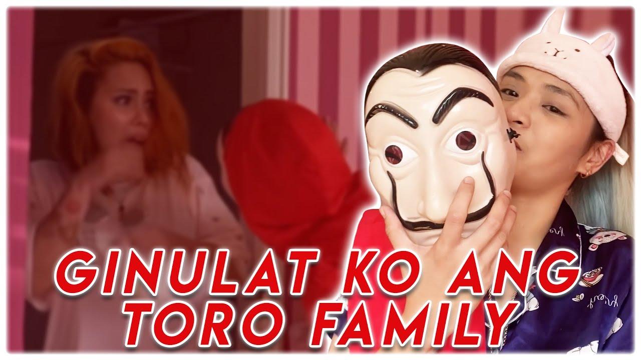 GINULAT KO ANG TORO FAMILY