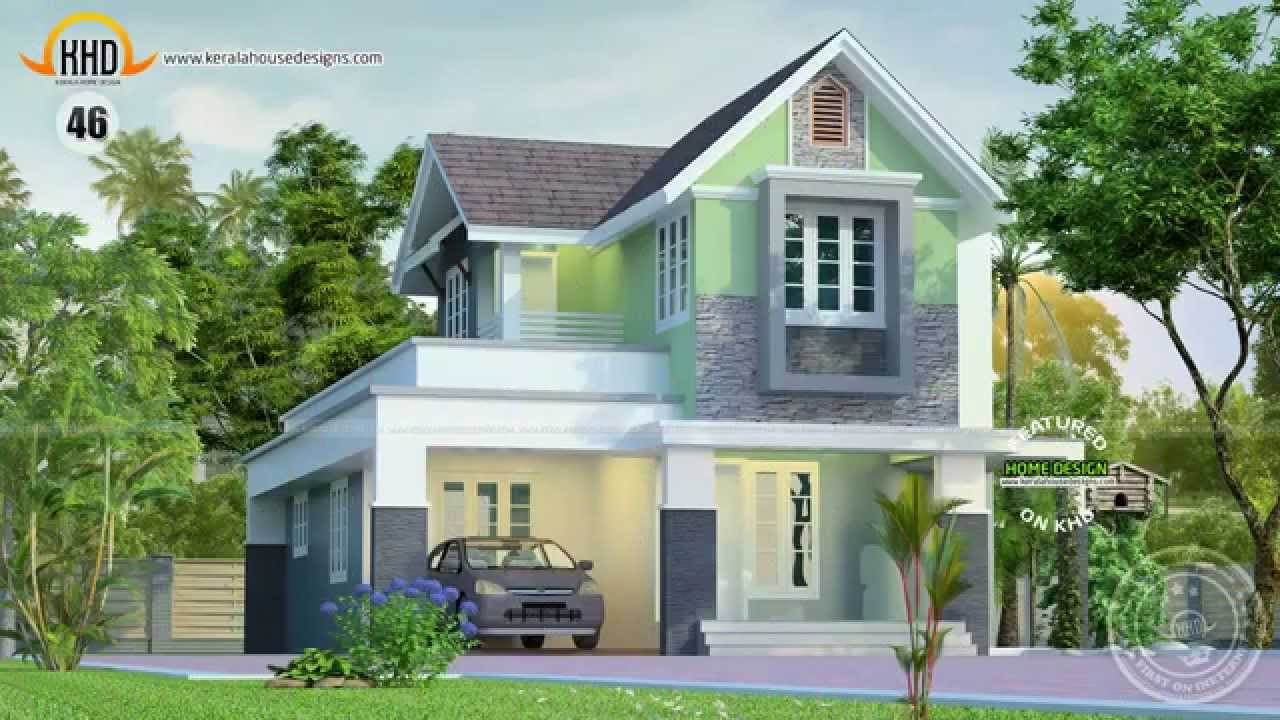 House Designs April 2014. Keralahomedesign