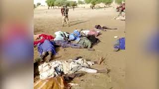 Boko Haram Terrorists Attack Borno Community On Monday, Kill Scores