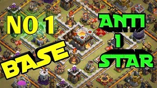 'SPECIAL' TH11 WAR BASE 2018(Layout) NEW TOWN HALL 11 WAR BASE Anti 2 Star Anti Queen Walk PROOF !!