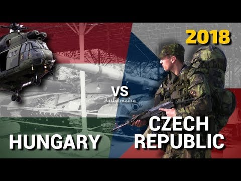 Hungary vs Czech Republic - Military Power Comparison 2018