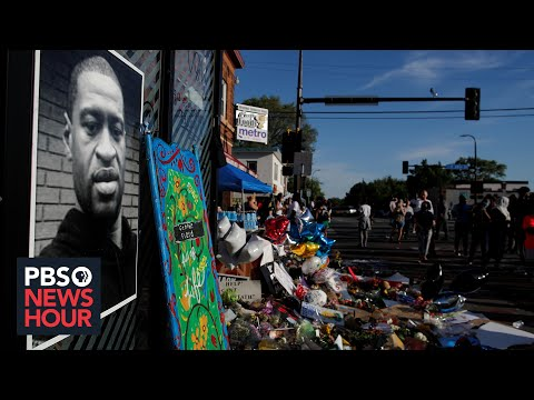 How Response To George Floyd's Death Reflects 'accumulated Grievance' Of Black America