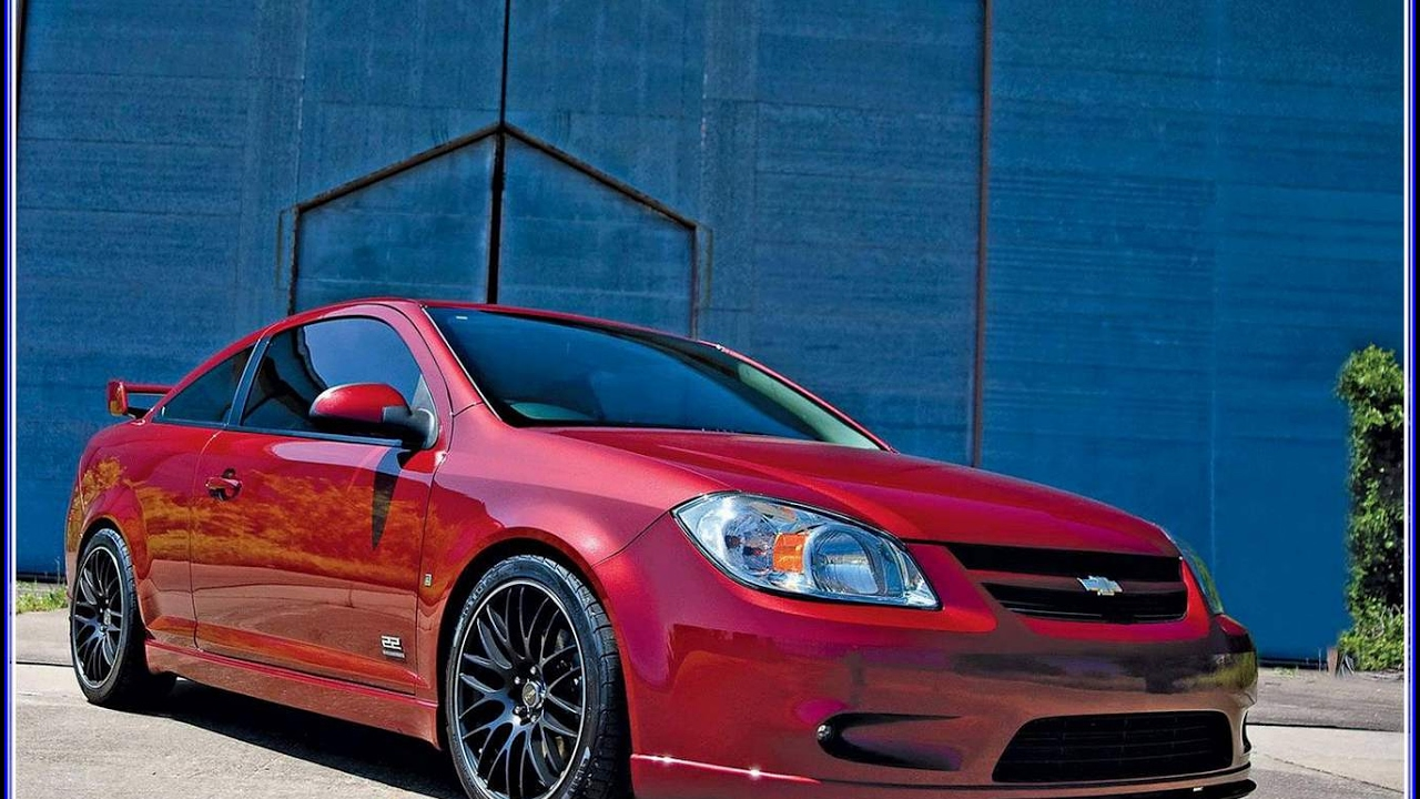 2005 chevy cobalt ss supercharged turbocharged youtube. Black Bedroom Furniture Sets. Home Design Ideas