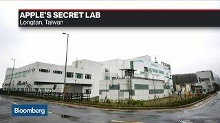 Inside Apple's Top Secret Lab