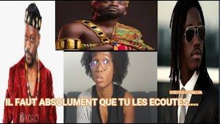 Netflix et les artistes afro? Ces sons que vous devez écouter pour vous mettre bien🙋!  #musiqueafro