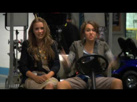 Hannah Montana The Movie Ensemble Cast Featurette