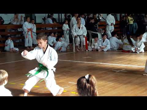 Manuel Blanes Especialidad Karate
