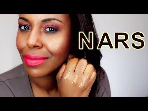 NARS Natural Radiant Longwear Foundation Comprehensive Review - Caracas, Belem, Macao I ByBare