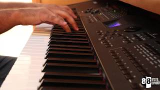 88Keys Express - Abhi Mujh Mein (Piano Cover) - Aakash Gandhi