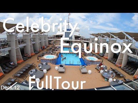 Celebrity Equinox - Full Cruise Ship Tour - Celebrity Cruise Lines