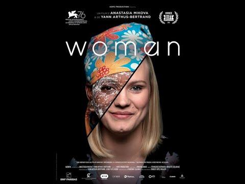 WOMAN, a journey to empowerment, the Anastasia Mikova & Yann Arthus-Bertrand's film for BNP Paribas