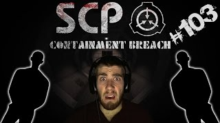 SCP Containment Breach (1.2.2) | Part 103 | SCP 966?!?! w/ Facecam Reactions!