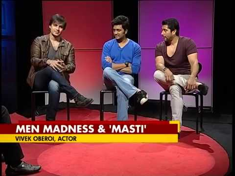 Denzil Oconnell Grand Masti Interview Vivek Oberoi Aftab Shivdasani Riteish Deshmukh