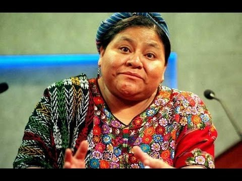 Nobel Peace Prize Recipient: Rigoberta Menchú Interview