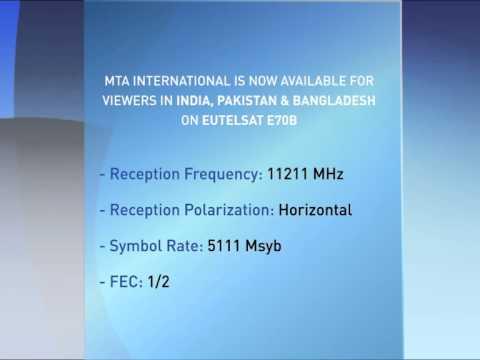 Satellite Frequency Details Pakistan India Bangladesh Viewers