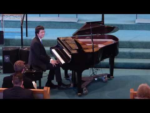 2017 Bellingham Music Club High School Piano Competition Winner's Recital