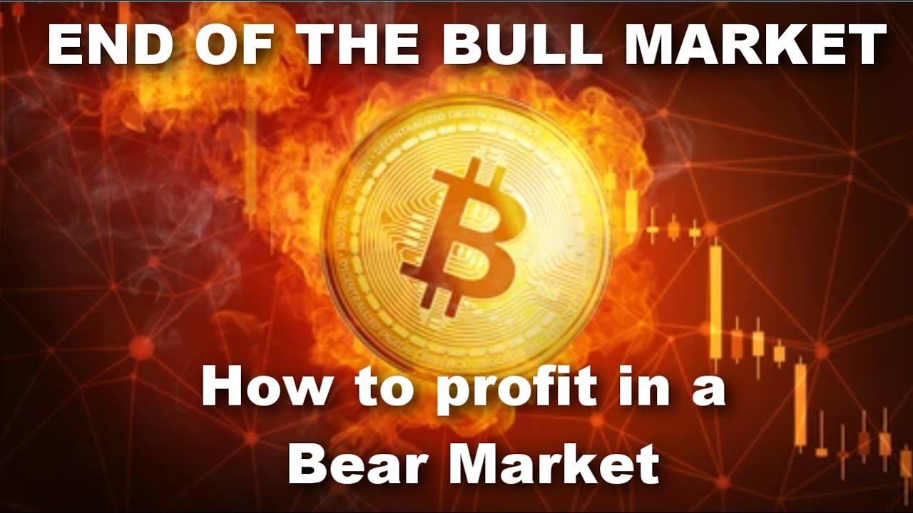 End of the Bull Market | How to Profit in a Bear Market