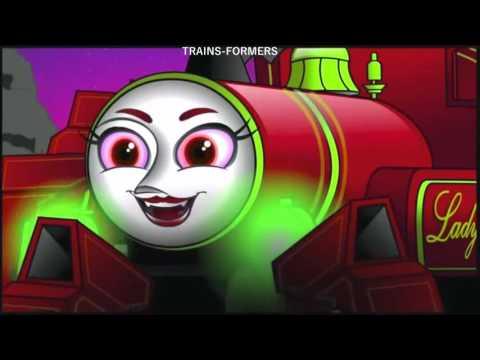 ♫♫ TRAINS FORMERS #1 ♫♫ Fight with TRAINS FORMERS Lady | बच्चों के लिए सर्वश्रेष्ठ एनिमेटेड फिल्म