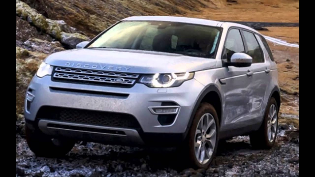2016 Land Rover Discovery Sport Indus Silver