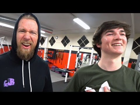 We Must Break Him | Teen Beginners Bulking Plan | P3D4