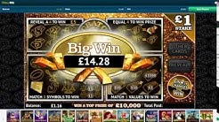 scratch card online william hill free £1 bonus