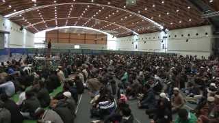 2013-10-13 Jahresversammlung Ijtema 2013 der Jugendorganisation Khuddam   Wissenswettbewerbe