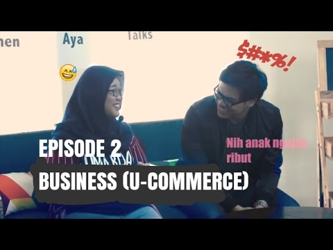 Business (U-Commerce) with Daniel Dzulkarnain | When Aya Talks Ep.2