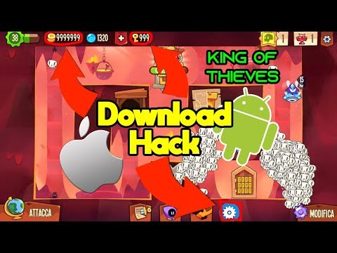 Hack For King Of Thieves [Android And IOS] [2019]
