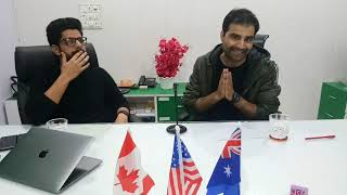 CANADA OR AUSTRALIA ? || How to choose best study abroad destination? || CALL AT 91-7082881000