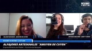 "Salomé Muonho - Emprendimiento ""Amuyen de Cuyen"" - Plottier - Provincia de Neuquén"