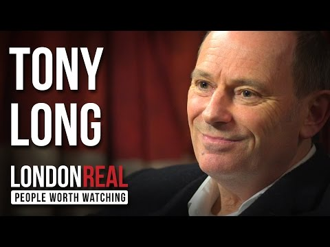 Tony Long - Lethal Force - PART 1/2 | London Real
