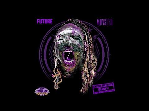 Future - PURPLE Monster (Chopped Not Slopped) [Full Mixtape]