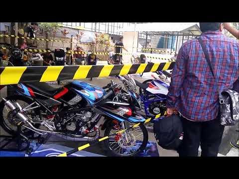 BURTOR 2017 parking lot 17 SCBD Jakarta Selatan