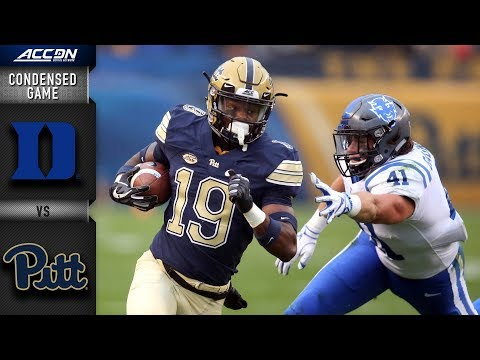 Duke vs. Pittsburgh Condensed Game | 2018 ACC Football Mp3