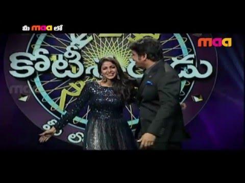 Meelo Evaru Koteeswarudu : Lavanya Tripathi Promo ..Fri-Sun at 9 PM