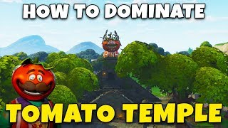 Fortnite Tomato Temple Tips | How To Win King Status