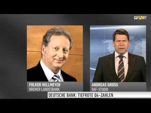 """Hellmeyer: """"Deutsche Bank muss sich neu aufstellen"""""""
