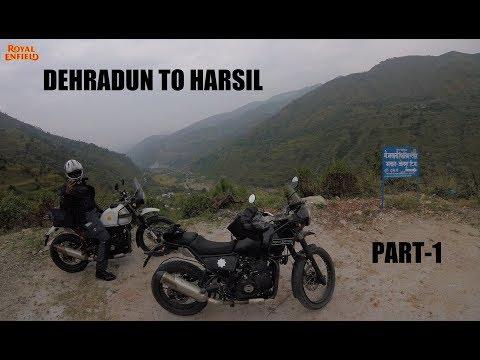 Dehradun To Harsil Part 1 | RE TOU 2K17