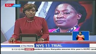 The hearing of the NYS 2 case kicked off at Milimani law courts