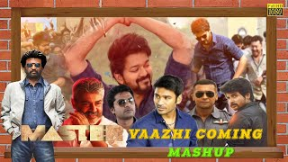 Cover images Master - Vaathi Coming Mashup | Tamil Actors Mashup | Anirudh | Lokesh Kanagaraj